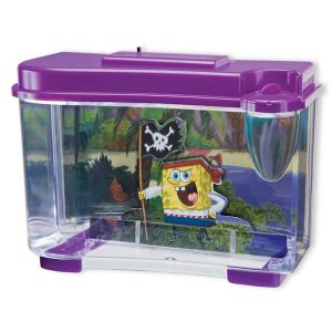 3-D SpongeBob Pirate Aquarium SBK105
