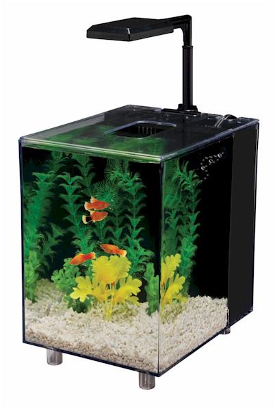 Prism Nano Aquarium Kit black
