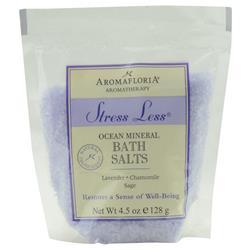 Stress Less Bath Salt Packet Blend Of Lavender, Chamomile, And Sage 4.5 oz 278674