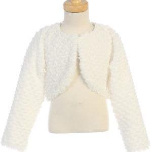 52853ee0-14bb-441c-98ec-7e568d72d228 Faux fur Bolero 1109 white