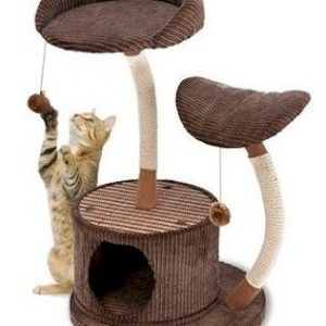 Two Level Lounge Activity Center with Retreat Hide Away CATF15