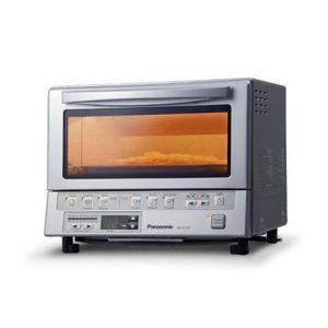Panasonic Flash Xpress Toaster Oven in Silver PAN-NB-G110P