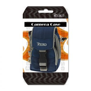 Reiko Small Carrying Camera Case S Size Inches In Navy CMC03-SNV