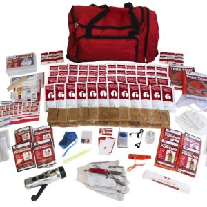 Guardian 4 Person Elite Survival Kit SKT4