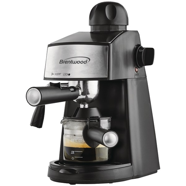 Brentwood 20-Ounce Espresso & Cappuccino Maker BTWGA125