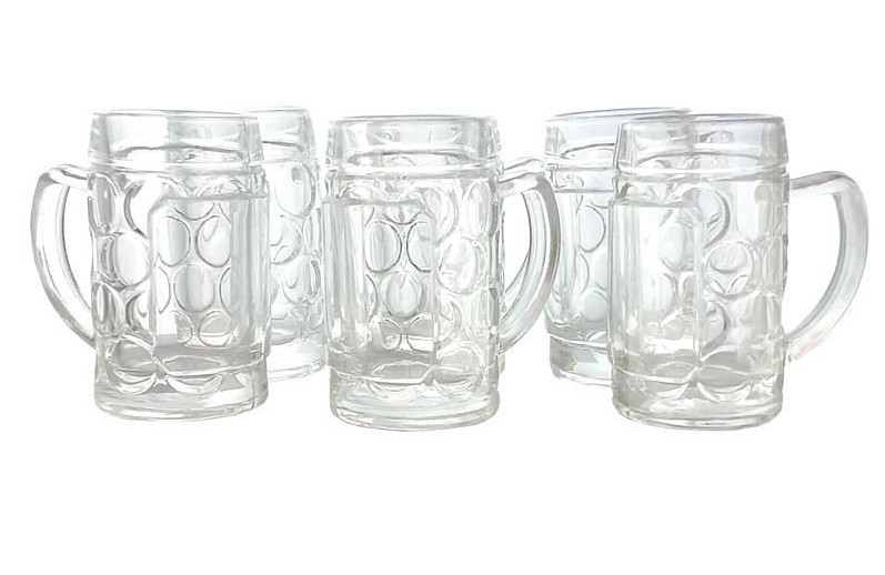 Mini Tavern Mug Shots - Set of 6