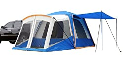 Napier Sportz SUV Blue/Grey Tent with Screen Room (10 x10 x7.25-Feet)
