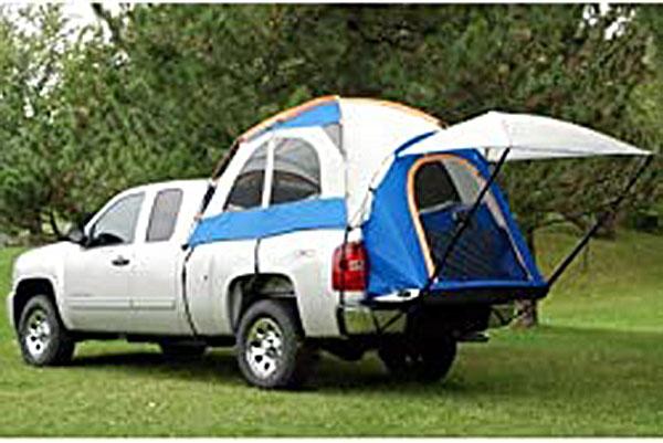 Napier 57044 Blue and Grey 6-6.1 Feet Sportz Truck Tent Compact Regular
