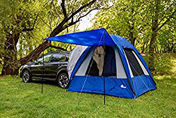 Napier Sportz Dome to go tent Subaru Forester by Napier Enterprises