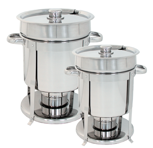 Stainless Steel Contemporary Marmite JB-CM-11
