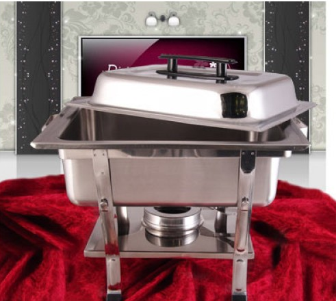 Stainless Steel Continental Chafer JB-CC-9P