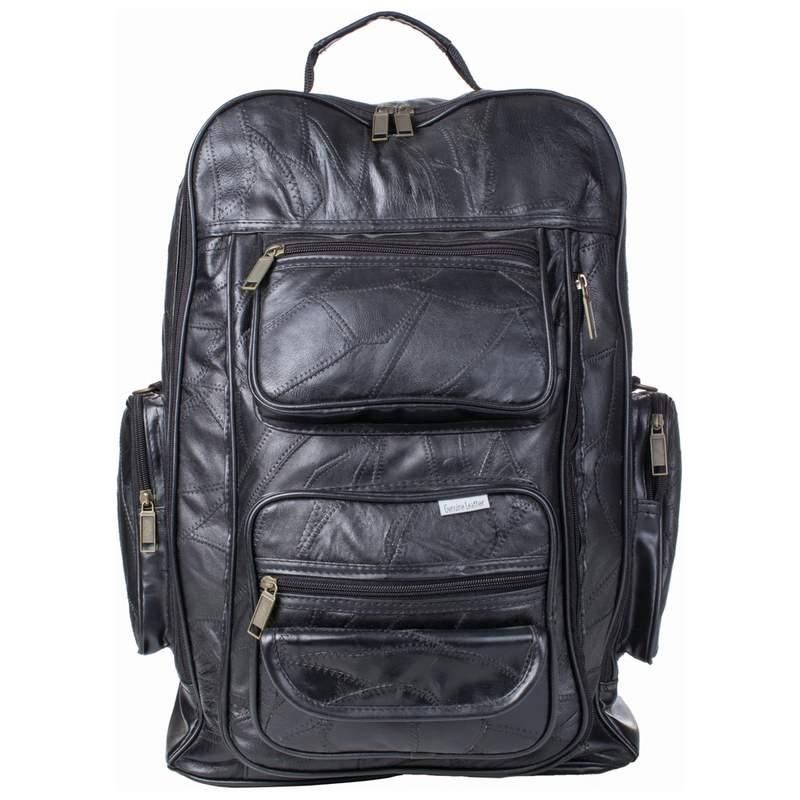 Embassy™ Italian Stone™ Design Genuine Leather Trolley/Backpack LUBPRC