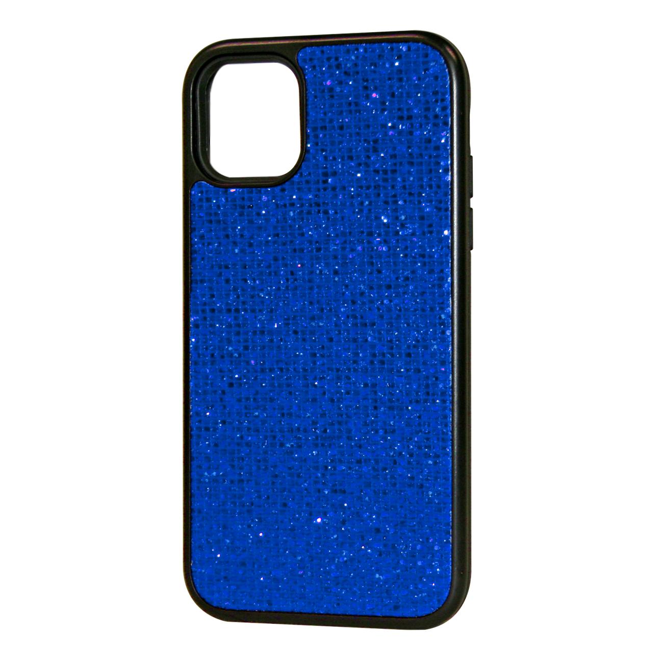 Reiko DIAMOND RHINESTONE Case For APPLE IPHONE 11 In Blue PC11-IPHONE11BL