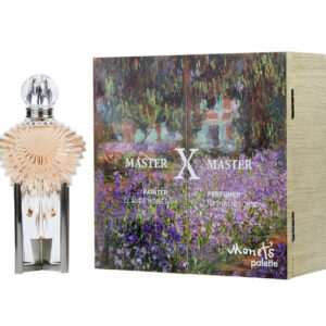 Monet Master X Master Eau De Parfum Spray With Display Stand 3.4 oz