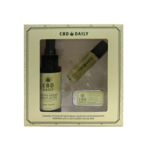 Earthly Body CBD Daily Active Box Set