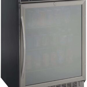 Avanti BCA5105SG-1 5.3 cu. ft Stainless Steel All Refrigerator