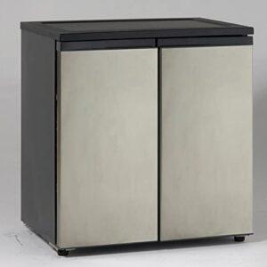 Avanti RMS551SS Stainless Steel Refrigerator