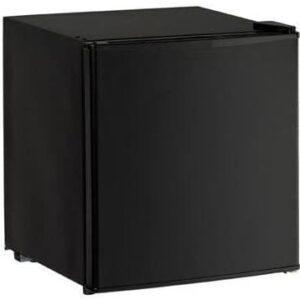 Avanti RM17T1B 1.7 cu. ft. Cooler Bucket / Reversible Door / Separate Chiller Compartment, Black
