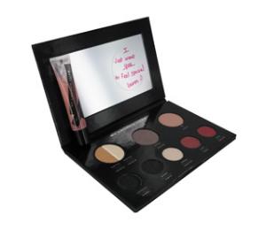 Lauren Luke My Smokey Classics-Complete Makeup Pallet