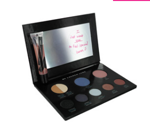 Lauren Luke My Sultry Blues-Complete Makeup Pallet