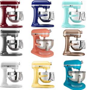 KitchenAid® Refurbished Pro 600™ Series 6 Quart Bowl-Lift Stand Mixer, RKP26M1X