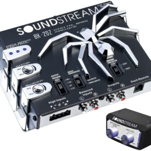 Soundstream BX-20Z Digital Bass Reconstruction Processor