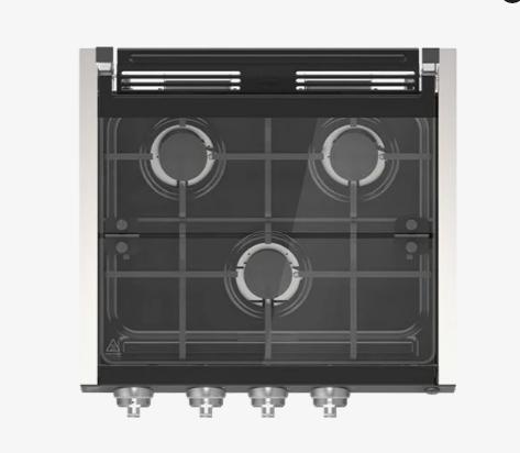 """Furrion 20"""" RV 3-burner Gas Cooktop"""