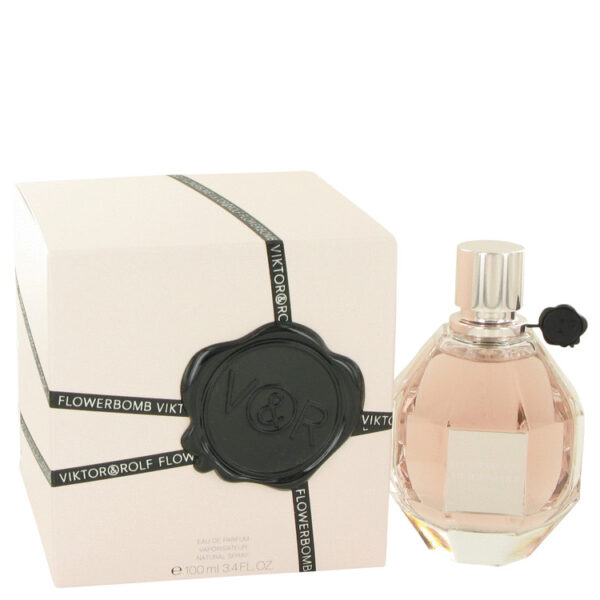 Viktor & Rolf Flowerbomb 3.4 oz Eau De Parfum Spray