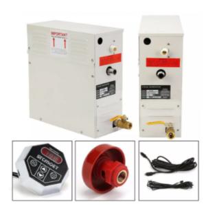 9KW Steam Generator Showers Sauna for Shower SPA Bathroom Home Hotel 220V
