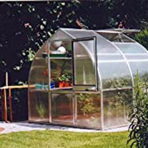 Exaco RIGA II s 54 Square Foot Greenhouse