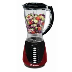 Koblenz KBZLKM4510PR 1.5-Liter Kitchen Magic Collection 10 Speed and Pulse Plastic Jar Blender