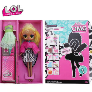 Original LOL Surprise dolls OMG Winter Disco Dolls LOLs dolls blind box Girl Play House Gifts for girl's Children's gifts Toys