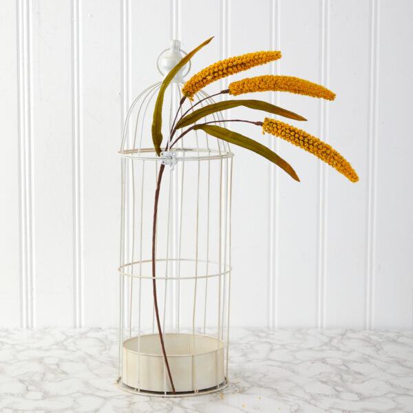 "30"" Sorghum Harvest Artificial Flower (Set Of 12) 2375-S12"