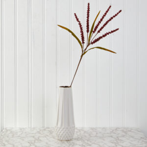 """30"""" Wheat Harvest Artificial Flower (Set Of 12) 2376-S12"""