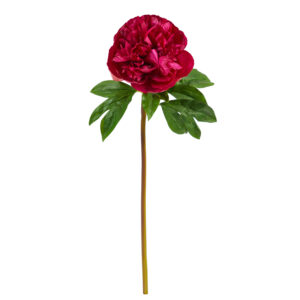 "20"" Peony Artificial Flower (Set Of 3)"