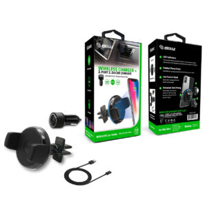 Wireless Charging Car Air Vent Holder HLD-EH31P