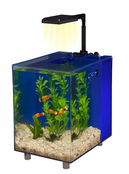 Prism Nano Aquarium Kit BLUE