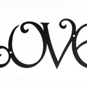 Wall Art - LOVE WA-LOVE