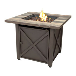 Blue Rhino Endless Summer 50,000 BTU Outdoor Fire Table, Uses Propane Gas