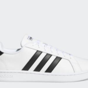 Adidas Grand Court Shoes Mens