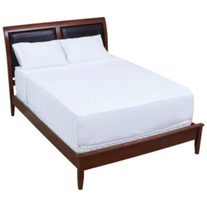 Wyndham House™ White Organic Bamboo Queen Size Sheet Set