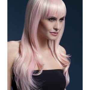 Smiffy The Fever Wig Collection Sienna - Blonde Candy