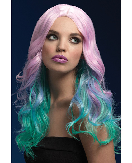 Smiffy The Fever Wig Collection Khloe – Pastel Ombre SMF43532