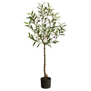 4' Olive Artificial Tree