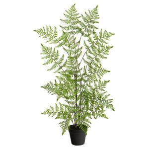 2.5' Ruffle Fern Artificial Tree