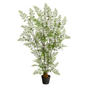 4' Ruffle Fern Artificial Tree
