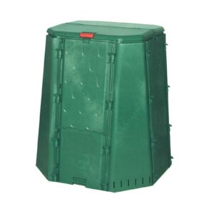 Exaco AQ 187 AeroQuick Large Compost bin, Gallons, Green 187 Gallons