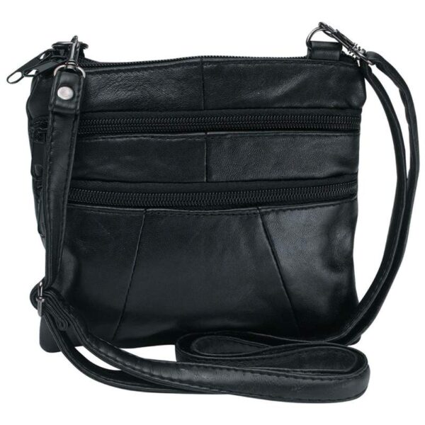 Embassy™ Solid Genuine Leather Purse