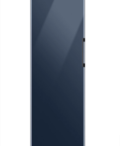 Samsung 11.4 cu. ft. BESPOKE Flex Column refrigerator with customizable colors and flexible design in Navy Glass