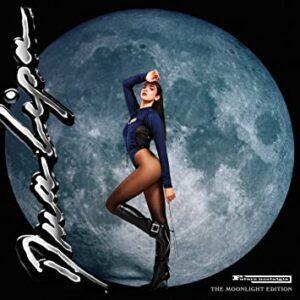Dua Lipa Future Nostalgia (The Moonlight Edition) Double Vinyl